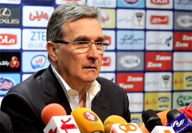 Iran's Persepolis Has Chance to Advance, Coach Branko Says