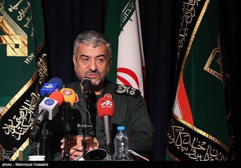 افتتاح فاز اول پروژه شهر آبی خرمشهر با حضور فرمانده کل سپاه پاسداران