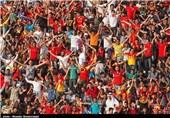 ظرفیت ورزشگاه شهدای فولاد تکمیل شد؛ سنگ تمام خوزستانیها برای شاگردان نکونام