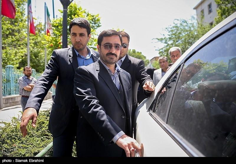 حاشیه دادگاه سعید مرتضوی