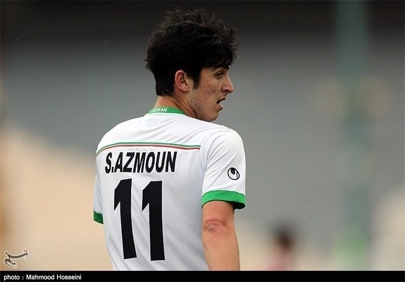 Russian Rostov Extends Sardar Azmoun's Loan Deal