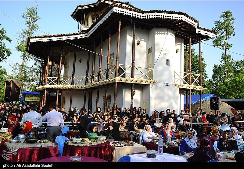 جشنواره غذای محلی - گیلان