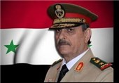 Syrian Defense Minister Arrives in Tehran