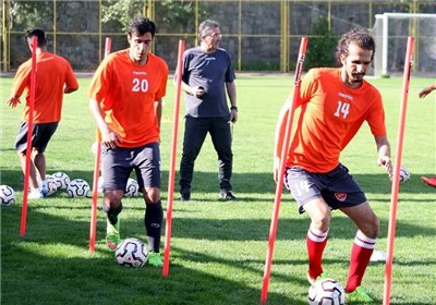 برانکو با کنار گذاشتن ۴ بازیکن تیمش را به اردو برد
