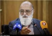 نشست خبری چمران رئیس شورای شهر تهران