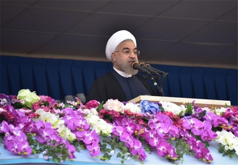 US Sending Messages for Talks with Iran: Rouhani