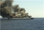 Ferry Fire near Spain Forces More Than 150 Passengers to Evacuate
