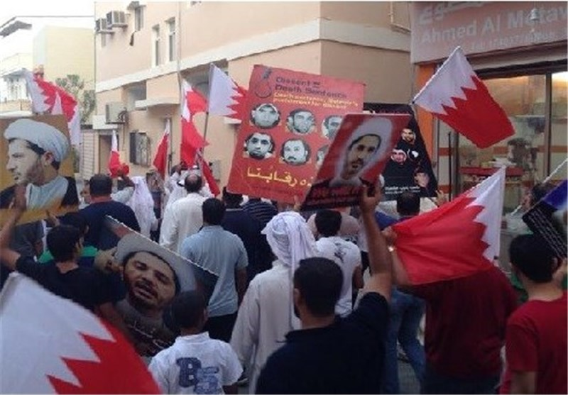 Bahrainis Protest Continued Detention of Sheikh Salman