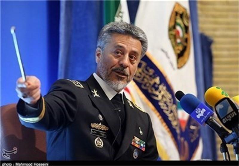 North Indian Ocean under Watch of Iran's Navy: Commander