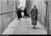 اصفهان شهر دوچرخه ها