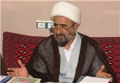 حجت السلام قربانعلی صفایی پور امام جمعه میامی