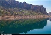 سد دز فی محافظة خوزستان