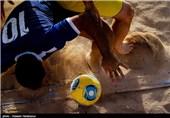 لیگ برتر فوتبال ساحلی - دریانوردان بوشهر و جهان نژادیان آبادان