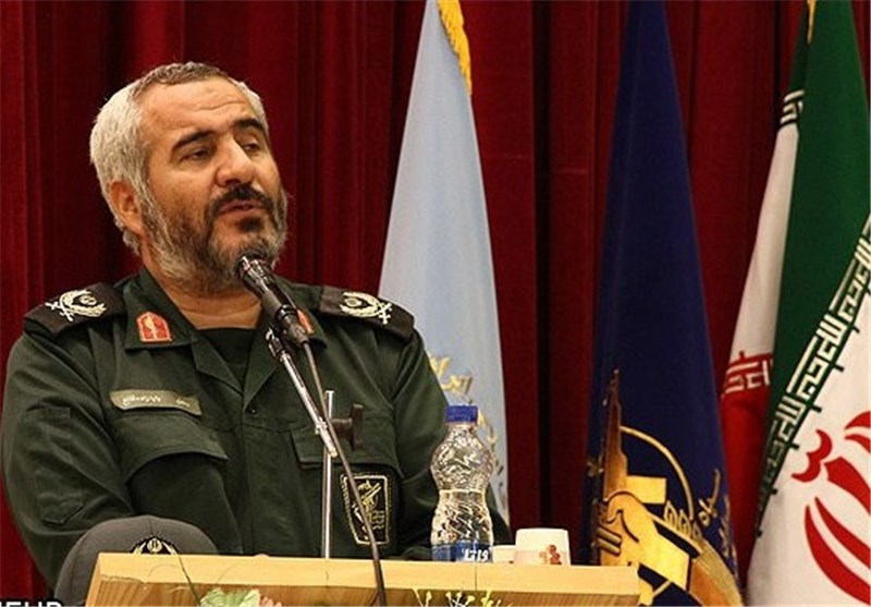"""سردار بابازاده: شعار """"مرگ بر آمریکا"""" در امتداد شعار """"لبیک یا حسین"""" است"""