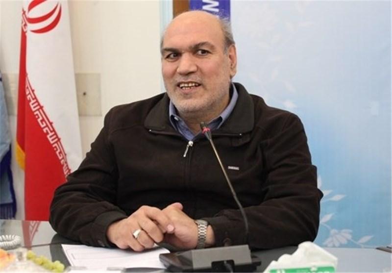 حسن صالحی رئیس سازمان شیلات ایران