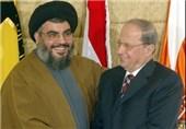 تاکید حزبالله بر ادامه پایبندی به توافق بین نصرالله و میشل عون
