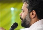 مدیحهسرایی «محمود کریمی» در ثنای سید الساجدین(ع) + صوت