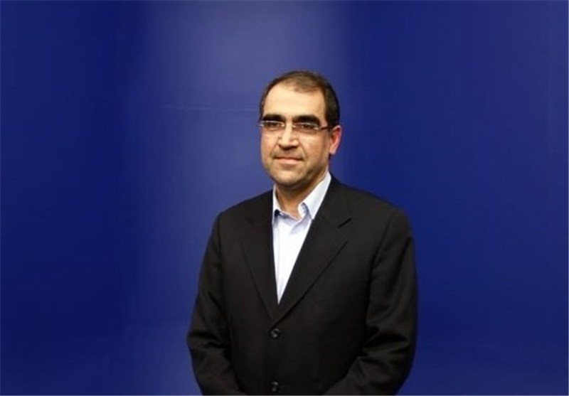 Iran President Accepts Health Minister's Resignation