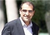 کرمان| وزیر بهداشت پروژههای بهداشتی درمانی رفسنجان و انار را افتتاح کرد
