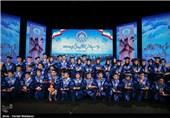 جشن دانشآموختگی فارغالتحصیلان دانشگاه صنعتی شریف