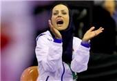 غیبت بداغی در روز اول مسابقات انتخابی تیم ملی کاراته بانوان