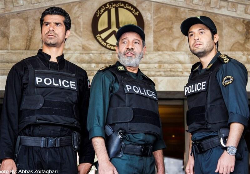 داریوش فرهنگ و هادی ساعی پلیسهای جدید تلویزیون