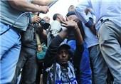 تظاهرات ضدنژادپرستی در سرزمینهای اشغالی از سرگرفته شد