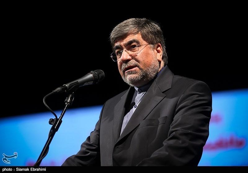 سخنرانی علی جنتی وزیر فرهنگ و ارشاد اسلامی در پنجمین همایش ملی حقوق مالکیت ادبی، هنری و حقوق مرتبط