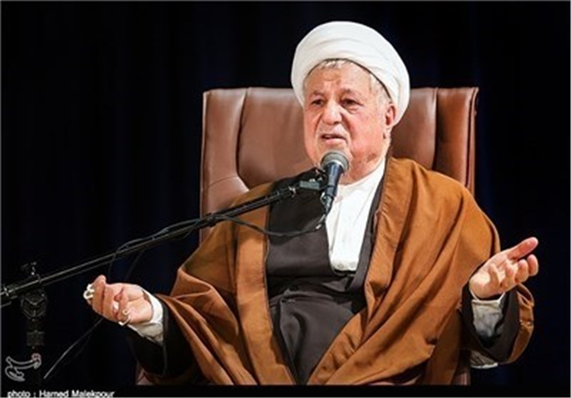 Iran's Rafsanjani Warns about Western Plot to Split Up Regional Countries