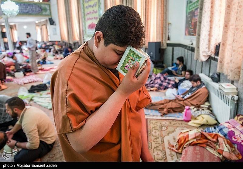 مساجد استان بوشهر برای برگزاری مراسم اعتکاف تجهیز شد