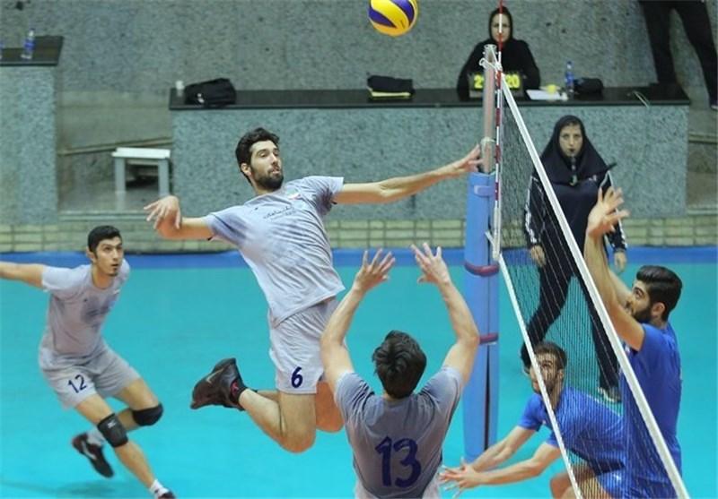 Iran Volleyball Team Defeats Czech Republic in Friendly