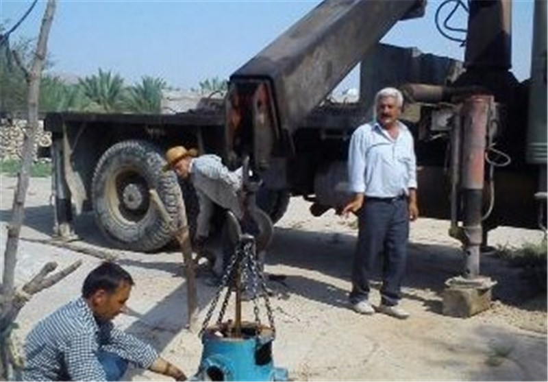 9 حلقه چاه غیرمجاز در اردبیل مسدود شد