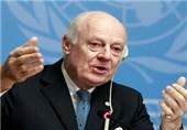 دیمیستورا: روند سیاسی و آتشبس در سوریه لازمه هم هستند