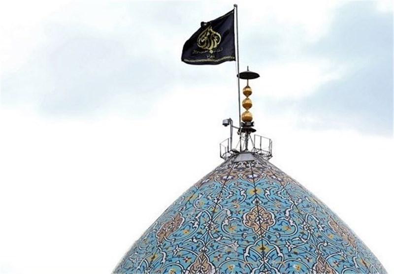 عزاداری یکپارچه مردم استان فارس در حرم احمدبنموسی(ع) برگزار شد