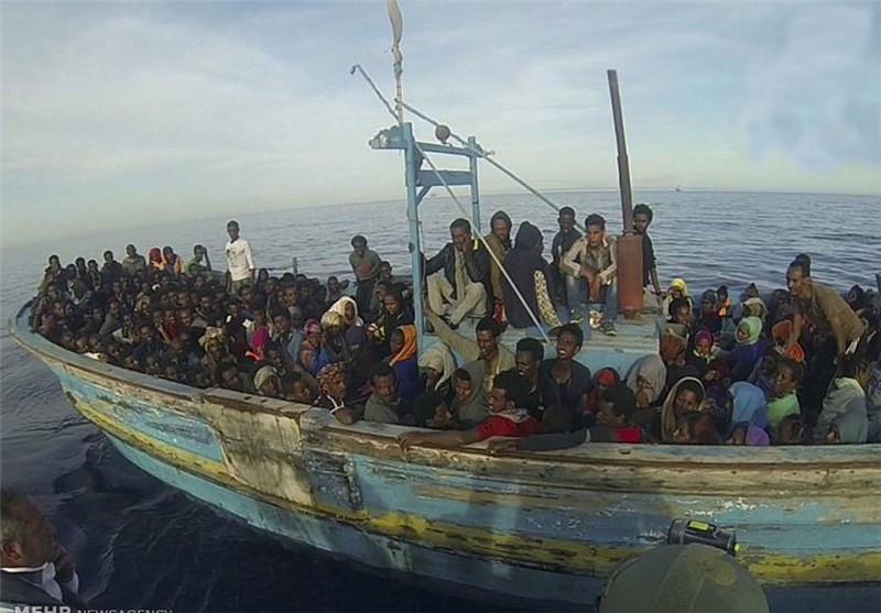 Up to 100 Missing as Migrant Boat Sinks Off Libya