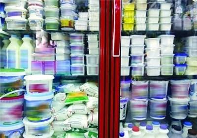 گرانفروشی 400 تومانی شیر + عکس