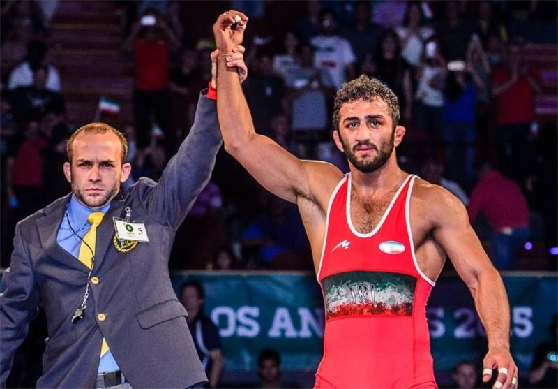 Iran's Mohammadi Still Top of World Freestyle Rankings in 65kg