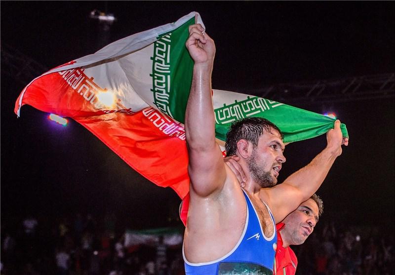 جام جهانی کشتی آزاد - آمریکا: ایران با شکست روسیه در خاک آمریکا قهرمان شد