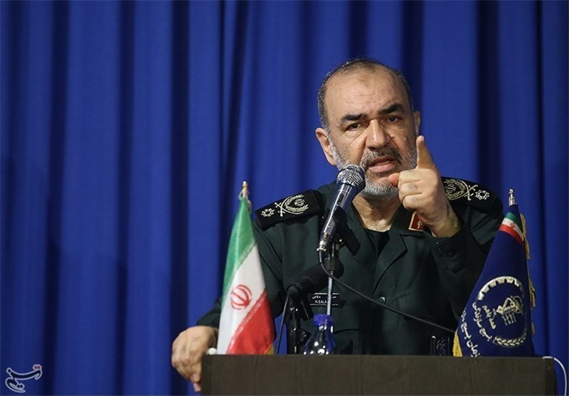 IRGC General: Daesh on Edge of Extinction