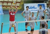 Iran Volleyball Team Travels to Finland to Hold Training Camp