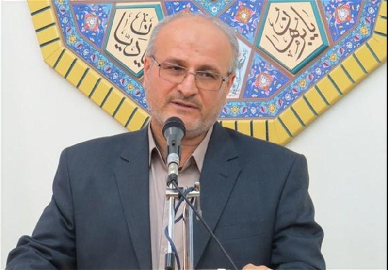 حقایق پور مدیرکل بنیاد شهید قزوین