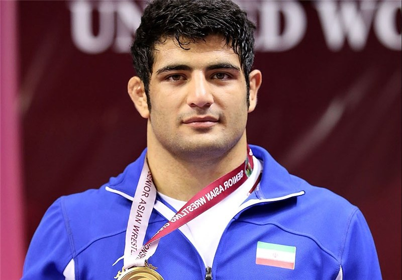 Iran's Karimi Bags Gold at Stepan Sargsyan Cup