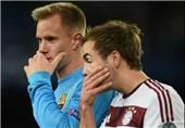 عذرخواهی گوتسه از هواداران بایرن به خاطر رفتارش پس از شکست برابر بارسلونا