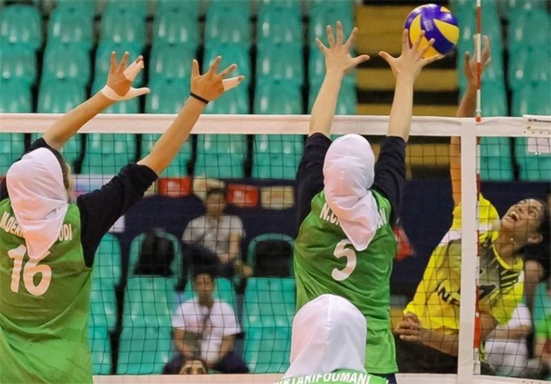 محرومیت سه بازیکن والیبال تیم بانوان زیر 23 سال ایران