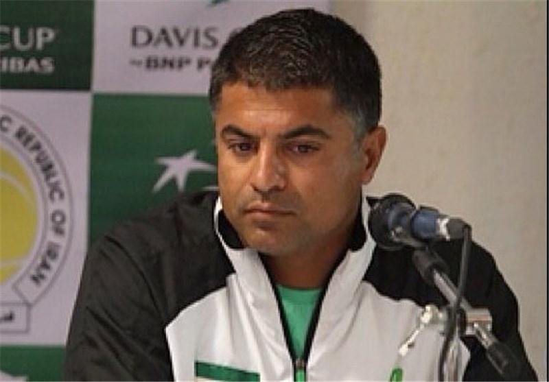 احمدوند تنیس