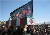 جزئیات تشییع و تدفین پیکر مطهر 2شهید گمنام در دانشگاه آزاد پرند