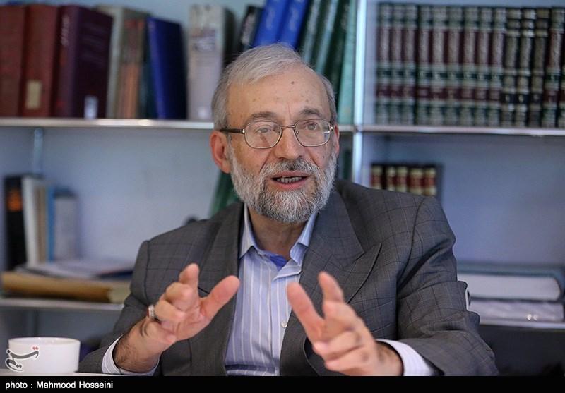 نشست تسنیم با محمدجواد لاریجانی