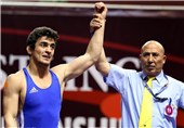 Iran Wins Asian Greco-Roman Wrestling Championship