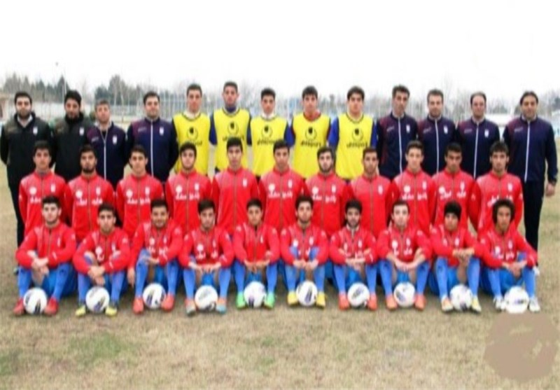 Iran U-18 Football Team Loses to Italy in Friendly