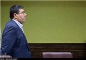 حضور ضیایی رئیس جمعیت هلال احمر در خبرگزاری تسنیم